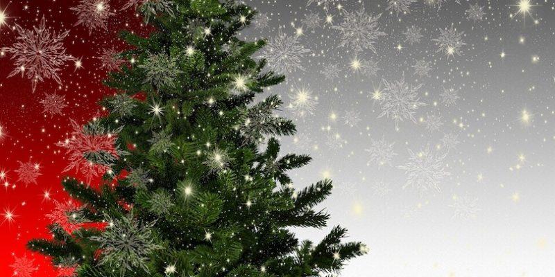 Grüße und gute Wünsche zum Weihnachtsfest