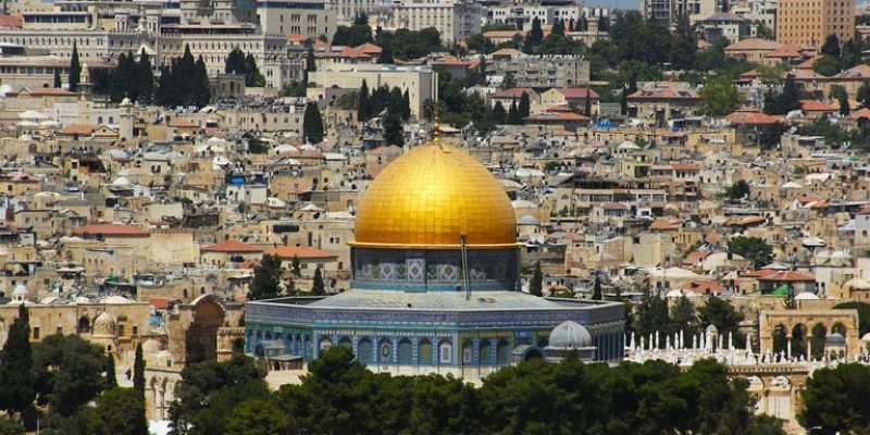Die Osmanen und die Heiligen Stätten in Jerusalem