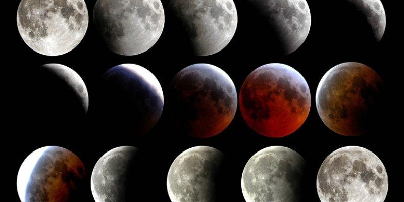 Der islamische Mondkalender  und die Sichtung des Mondes