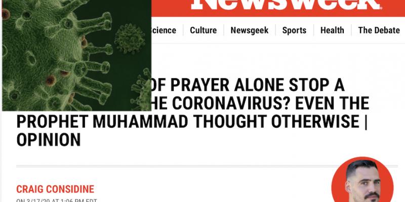 Die historischen Ratschläge des Propheten gegen die Pandemie
